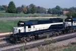 Richmond, Fredricksburg & Potomac EMD GP-40 147