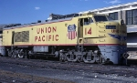 Union Pacific Gas Turbine Cab 14