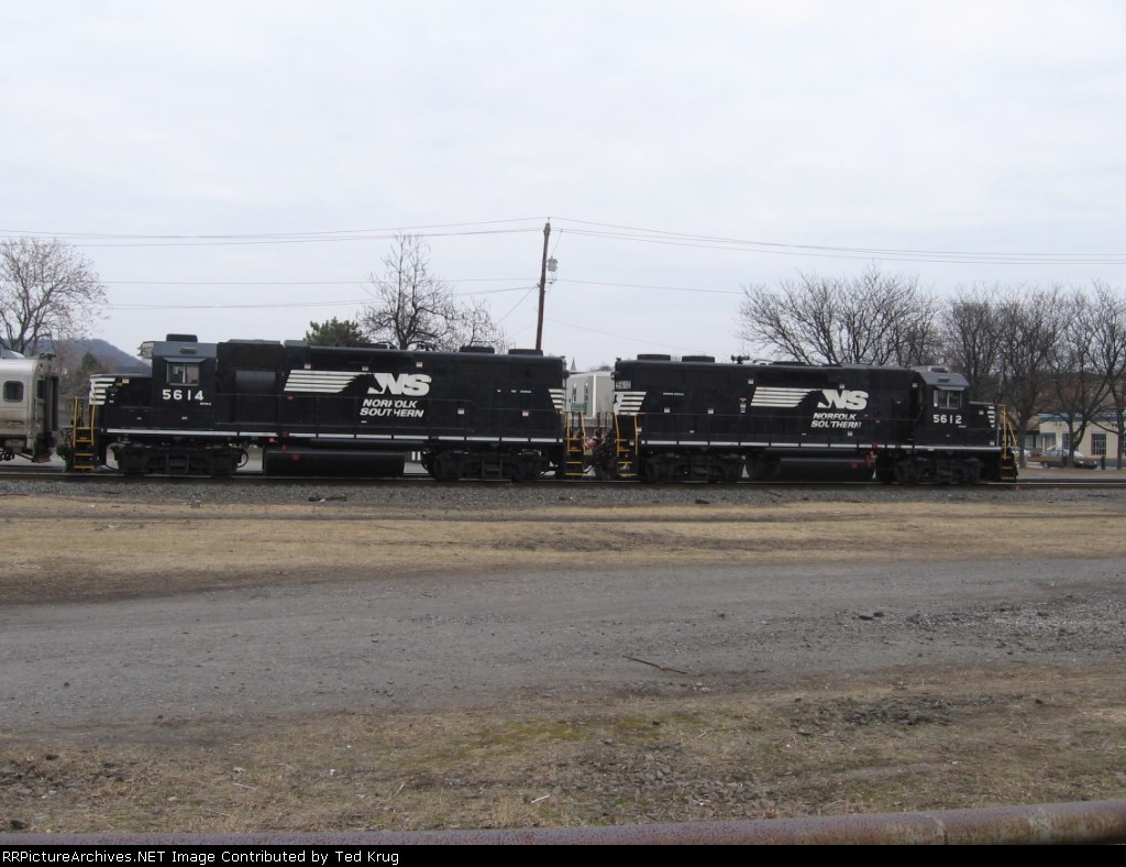 NS 5612 & 5614