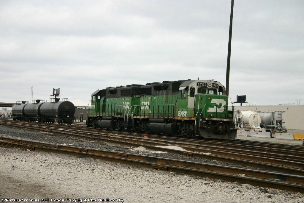 BNSF 2702