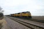 UP 5067 with ethanol loads for the CSX