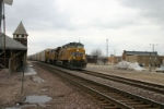 UP 5303 east
