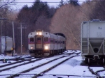 MBTA train 1406