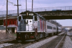 New JerseyTransit EMD GP-40FH-2 4139 zips east along the ex-Lehigh valley mainline