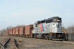 New Jersey Transit EMD GP-40-2 4303