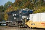 Norfolk Southern GE ES40DC 7600