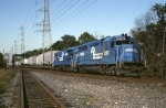 Conrail EMD GP-40-2 3282