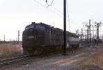 Conrail EMD E-8A 4063