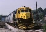 New York, Susquehanna & Western EMD GP-38 2012