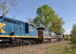 CSX 7781 and 7325