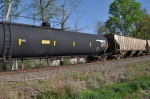 Tank car and Covered Hopper