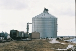 Seeger's Grain which is serviced by Chicago Chemung RR (CCUO)