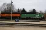 BNSF 2768