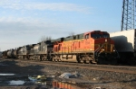BNSF 7656
