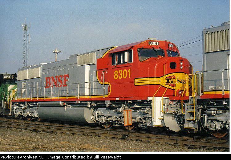 Fresh SD75I heads East