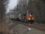 Feb 18, 2006 - Train 214 at Paw Creek