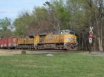 Apr 2, 2006 - UP 5399 leads NS train 337