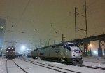 Keystone Corridor trains