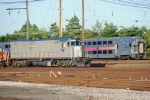 Amtrak and New Jersey Transit