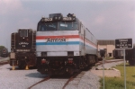 Amtrak 603