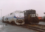 Norfolk Southern and Amtrak