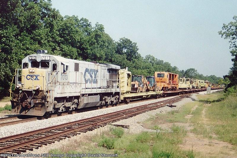 WO61/CSX 7013