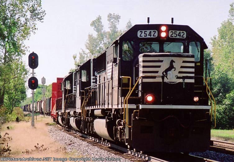 NS 2542 SD-70