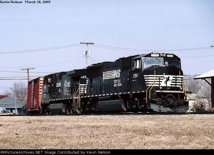 NS SD-70M