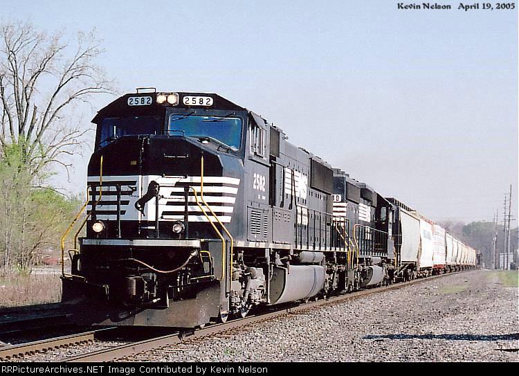 NS 2582 SD-70M
