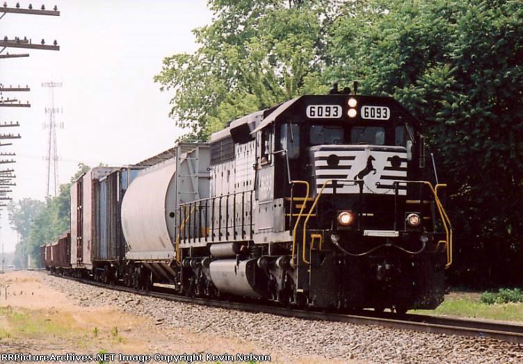 NS 6093 SD-40-2