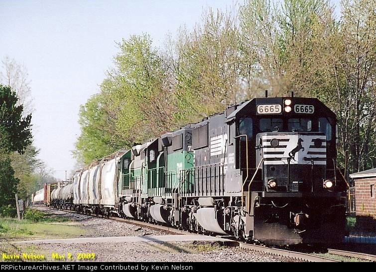NS 6665 SD-60