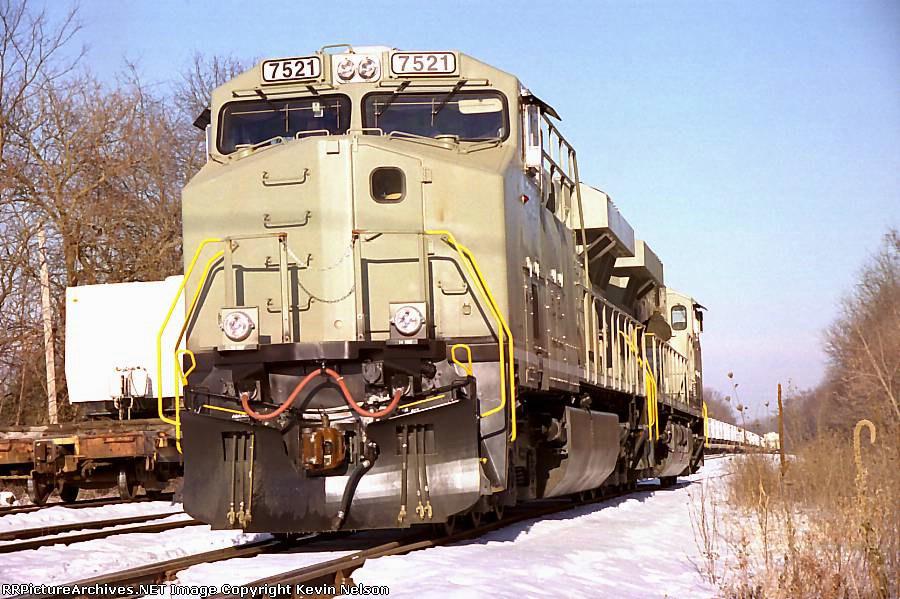 NS 7521 ES40DC