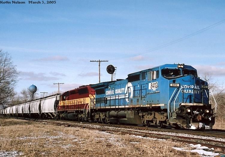 NS/CR CW40-8