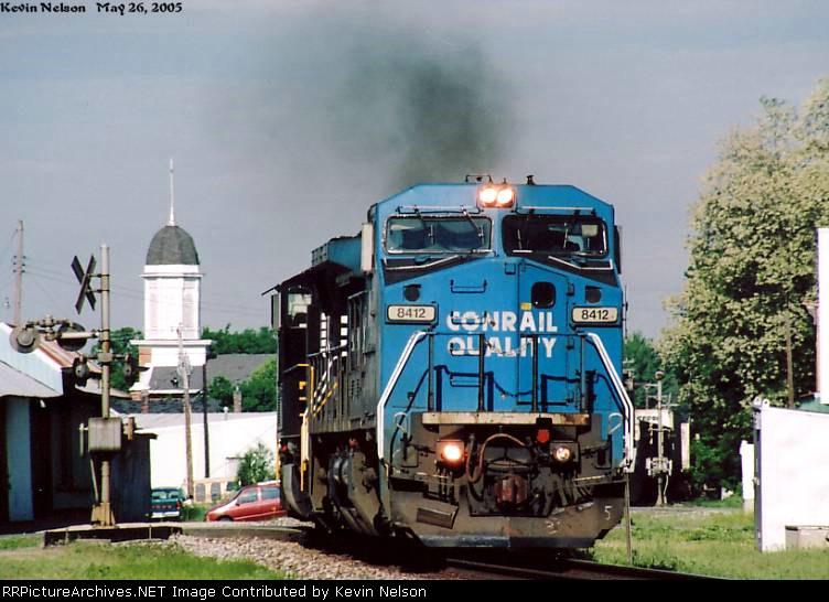 NS 8412 C40-8W