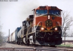 BNSF 1092 CW44-9