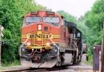 BNSF 4399 CW44-9