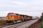 BNSF 4500 CW44-9