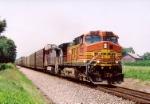 BNSF 4728 CW44-9