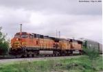 BNSF 4839 C44-9W