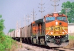 BNSF 5011 CW44-9