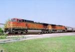 BNSF 5011 CW44-9