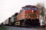 BNSF 5229 CW44-9