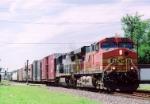 BNSF 5744 ES44AC