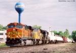 BNSF 7684 ES44DC
