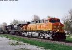 BNSF 7690 Gevo