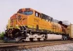 BNSF 7747 ES44DC