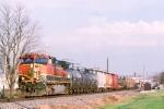 BNSF 988 CW44-9
