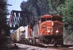 CN 5515 SD-60F
