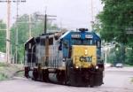 CSX 2539 GP-38-2