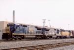 CSX 7492 ex CR C40-8